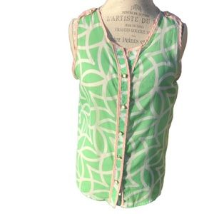 🎁 Pastel Color Sleeveless Blouse   PS2